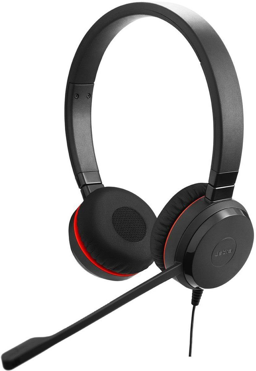 Jabra Headset »Evolve 20 SE Special Edition MS binaural USB«