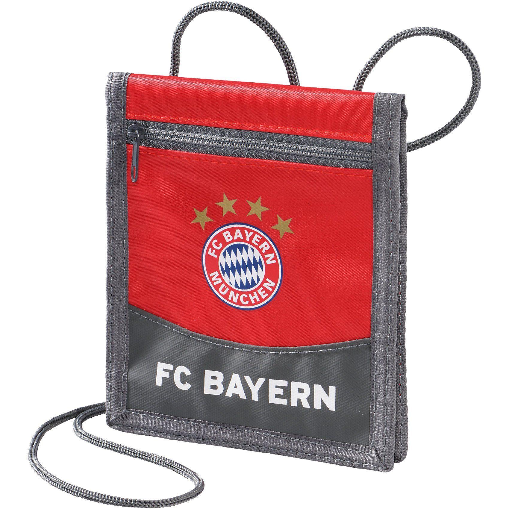 Brustbeutel FC Bayern rot