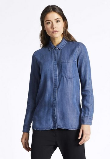 Khujo Shirt Blouse Marseilles, With Breast Pocket