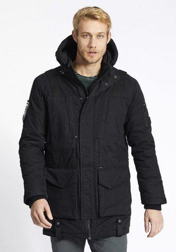 Khujo Winterjacke Samuel, With Detachable Hood