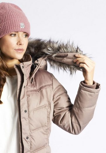 Khujo Steppjacke Winsen Ii, With Removable Artificial Fur On The Hood