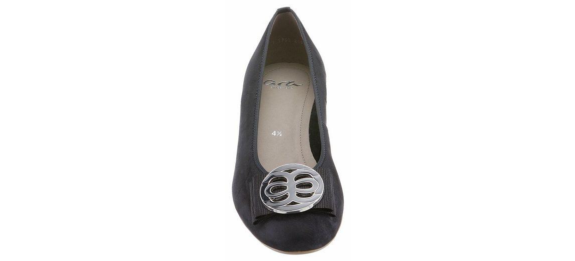 Ara Bari Pumps, in schmaler Schuhweite und verzierender Schnalle