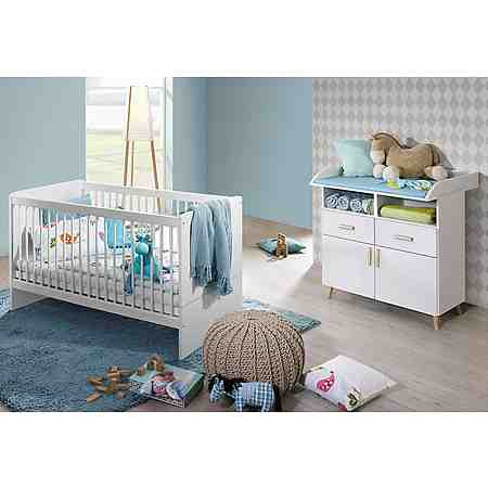 babyzimmer online kaufen babym bel im set einzeln otto. Black Bedroom Furniture Sets. Home Design Ideas