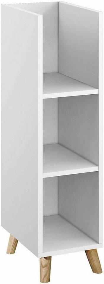 regal erweiterungselement f r wickelkommode potsdam in alpinwei online kaufen otto. Black Bedroom Furniture Sets. Home Design Ideas