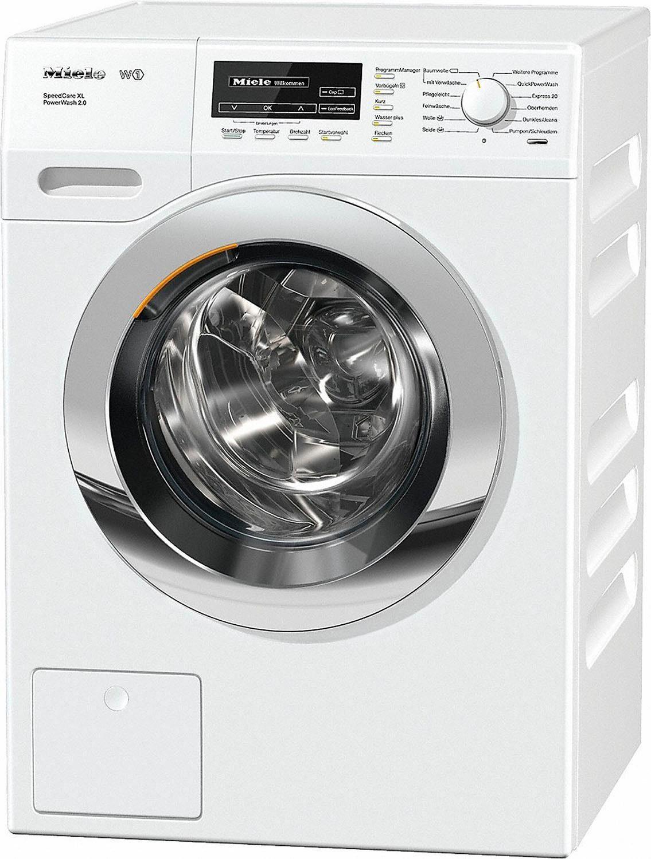 MIELE Waschmaschine WKF 332 WPS SpeedCare XL, A+++, 9 kg, 1600 U/Min