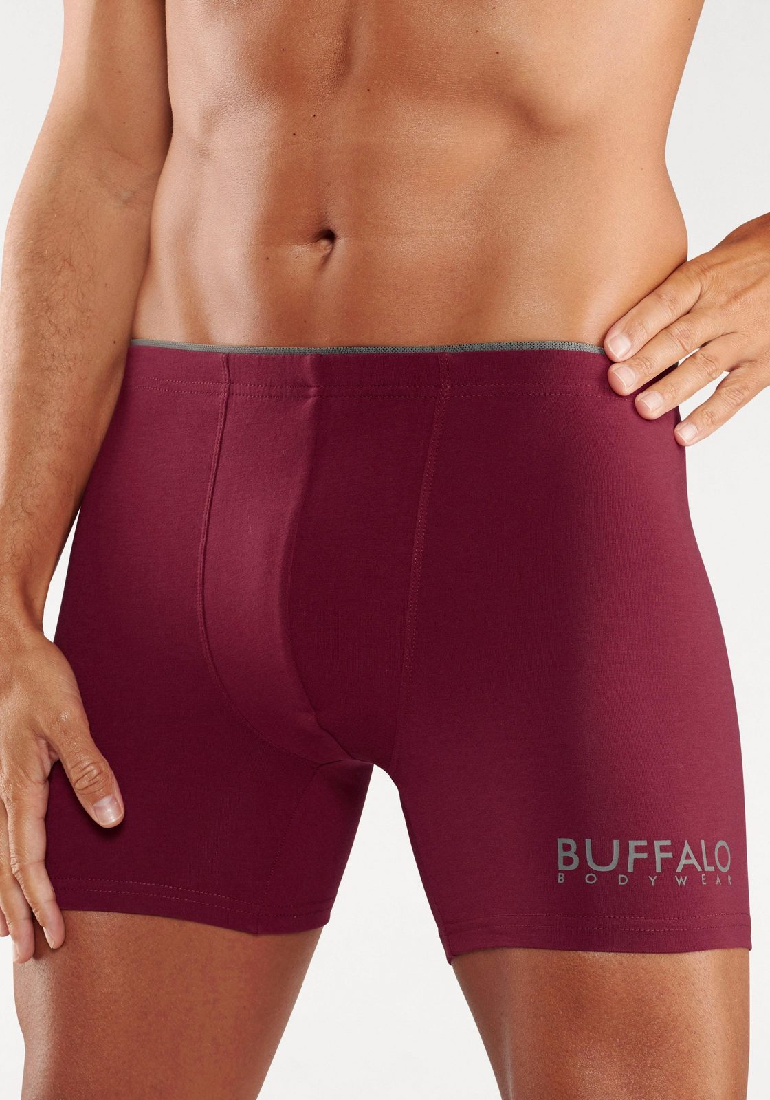 Buffalo Langer Boxer (3 Stück) jetztbilligerkaufen