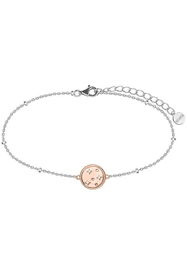 XENOX Armband »Sterne, Moonwalk, XS1529R«, mit Zirkonia