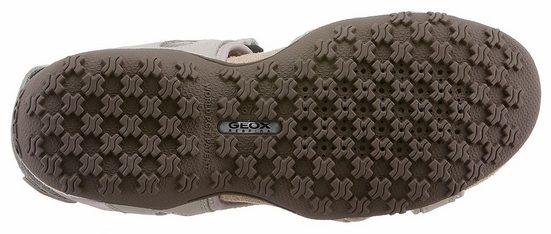 Geox D Sandal Strel Sandale, im sportlichen Design