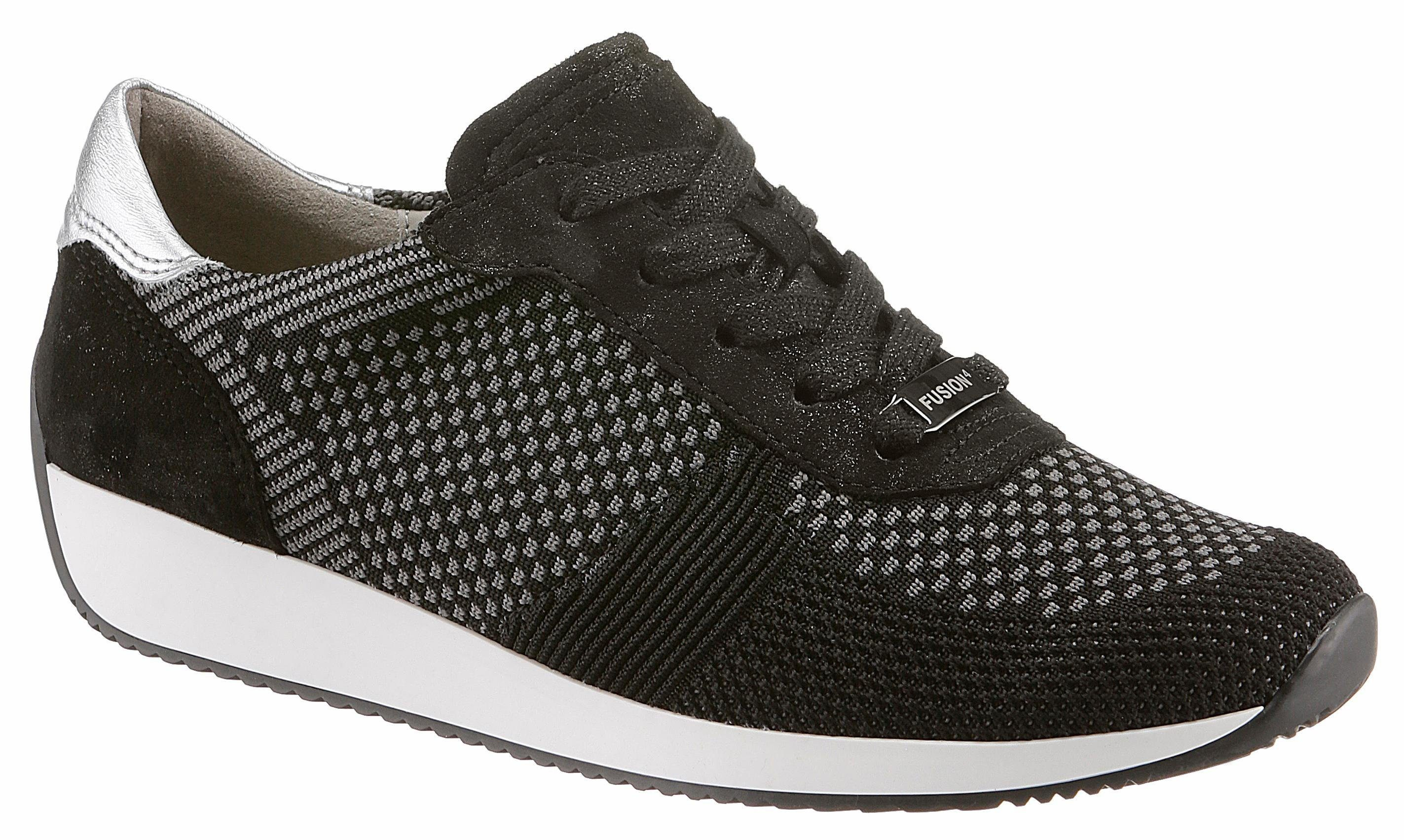 Ara Sneaker, mit Luftpolstersohle online kaufen  schwarz-grau
