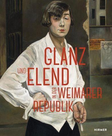 Gebundenes Buch »Glanz und Elend in der Weimarer Republik«