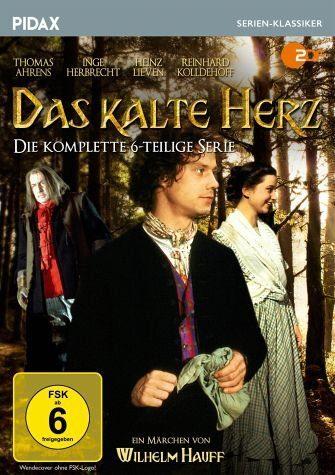 DVD »Das kalte Herz - Die komplette Serie«