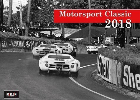 Kalender »Motorsport Classic 2018«