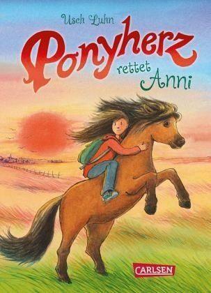 Gebundenes Buch »Ponyherz rettet Anni / Ponyherz Bd.10«