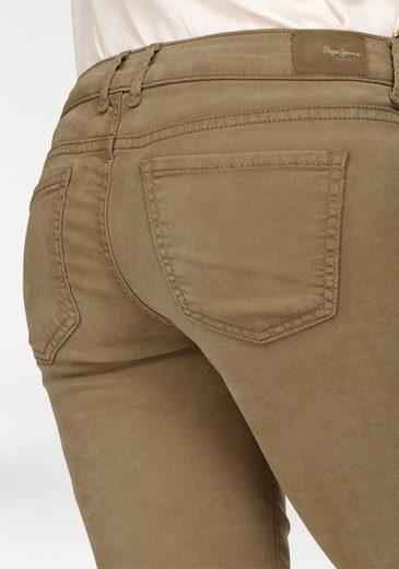 Pepe Jeans Cargohose SURVIVOR, aus weichem Lyocell