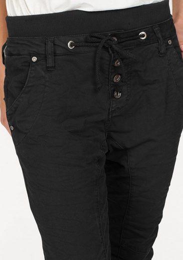 Please Jeans Boyfriend-jeans P61a, Im Jogger-style