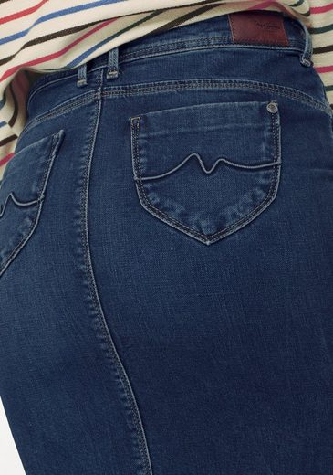 Pepe Jeans Jeansrock TAYLOR, mit Stretch-Anteil