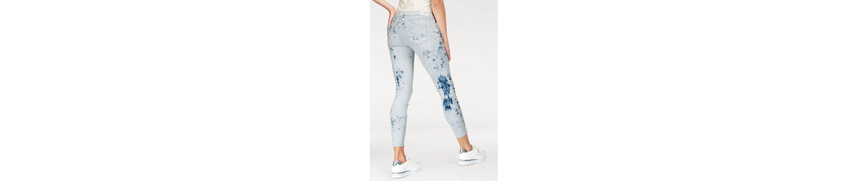 Pepe Jeans Skinny-fit-Jeans CHER TIE DYE, in Batik-Optik