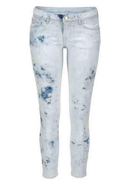 Pepe Jeans Skinny-fit-Jeans »CHER TIE DYE«, in Batik-Optik