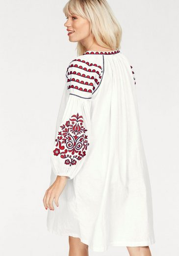 Replay Tunic Dress, With More Detailed Embroidery