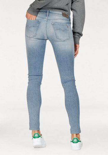 Replay Skinny-fit Jeans Luz, With Slight Used Effects