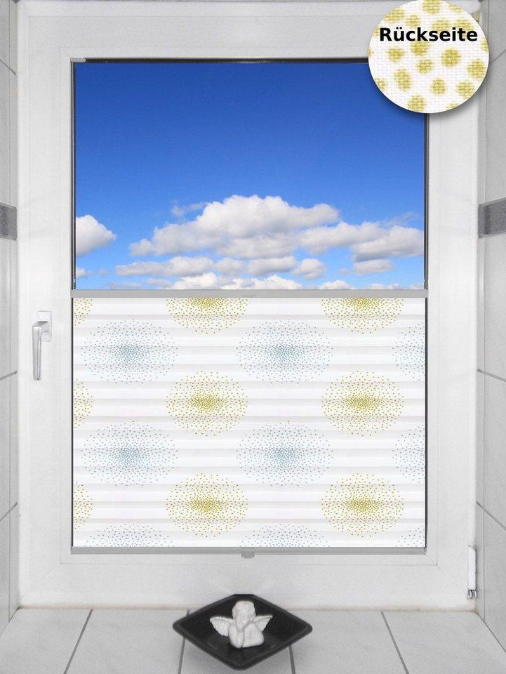 plissee nach ma mia sunlines lichtschutz mit bohren verspannt online kaufen otto. Black Bedroom Furniture Sets. Home Design Ideas