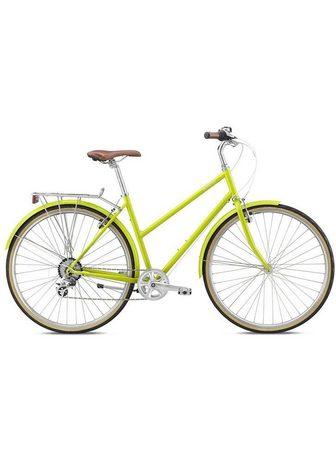 BREEZER BIKES Urbanbike »DOWNTOWN EX ST 2018&l...
