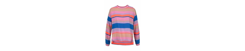 Marc O'Polo DENIM Blusenshirt, im trendigem Streifenlook