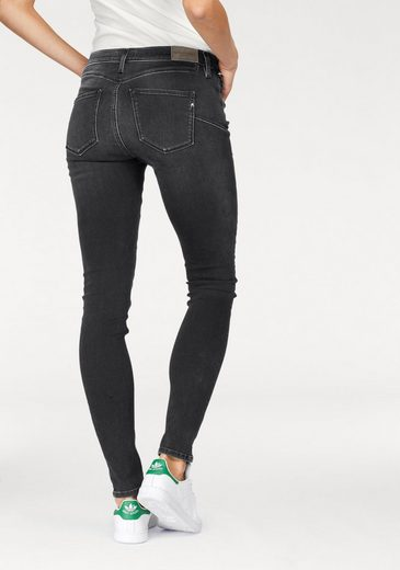 Replay Skinny-fit-Jeans »ZACKIE« in angesagter Push Up Form