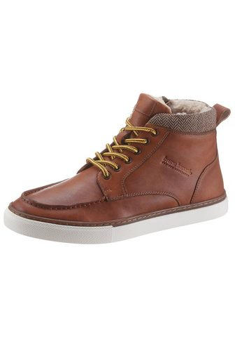 Bruno Banani Sneaker su stilingas Blattnaht