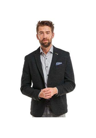 Пиджак в Трикотажный имитация