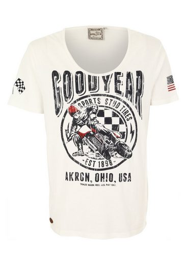 Goodyear Slim Fit T-Shirt ANCHORAGE