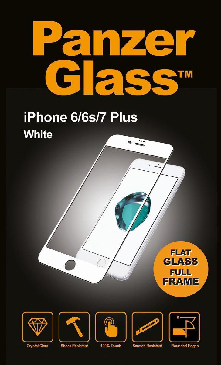 Panzerglass Folie »2,5D für Apple iPhone 6/ 6S/ 7 Plus«