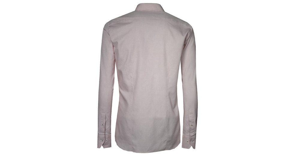 Signum Feines Langarmhemd mit kleinem Muster Online-Shopping Günstig Online 8IPKVS