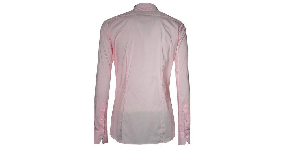 Signum Feines Langarmhemd mit dezentem Streifen Sie Günstig Online Kostengünstige Online-Verkauf tilg1J61
