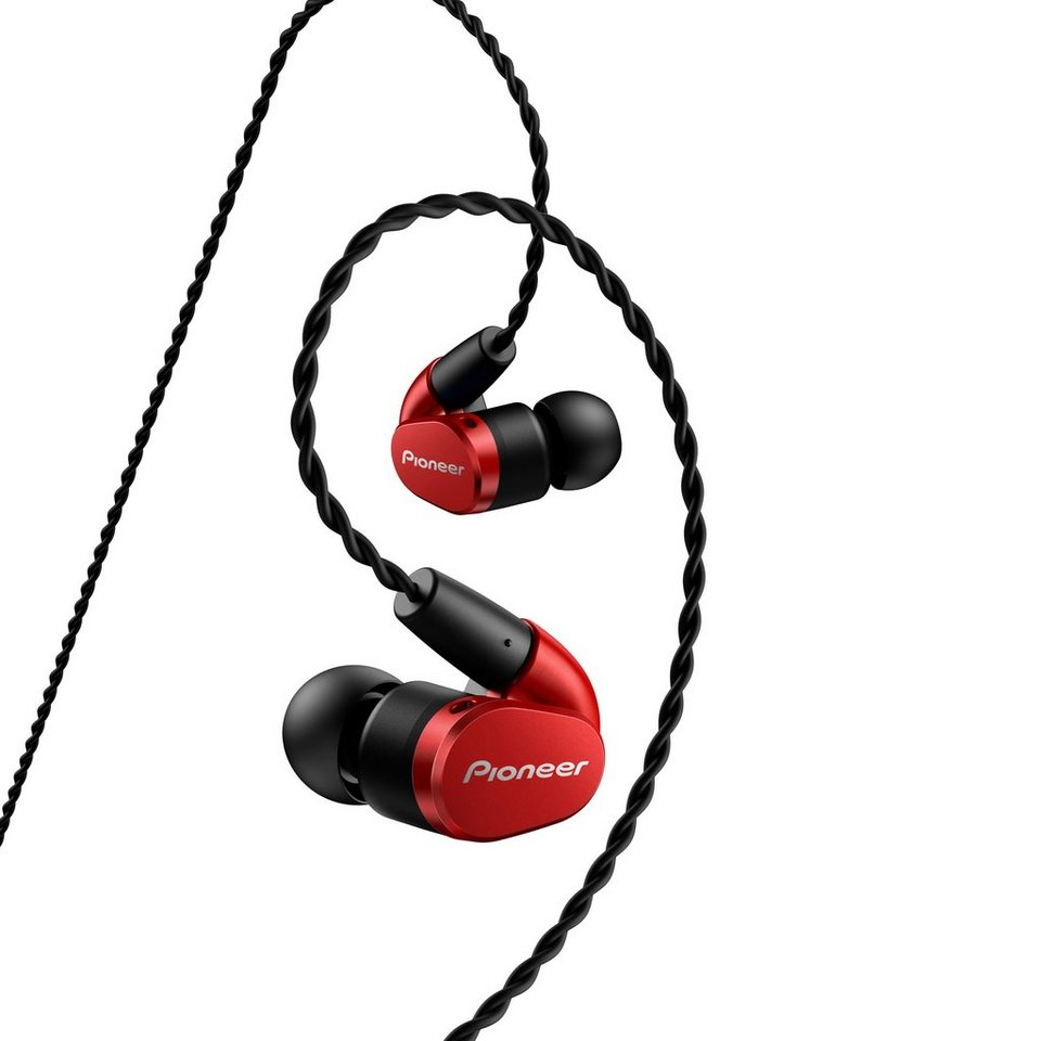 Pioneer Hi Res Audio In Ear Kpfhrer Mit Headset Funktion Se Ch5t Headphone Denon Ah Mm200