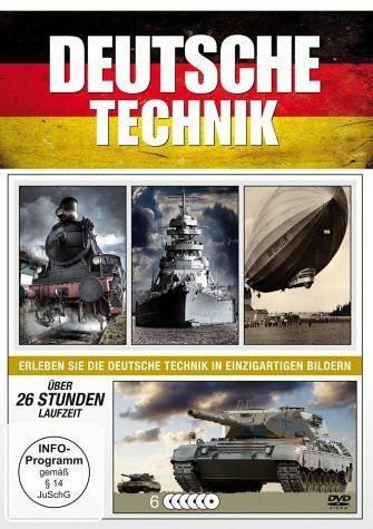 DVD »Deutsche Technik (6 Discs)«