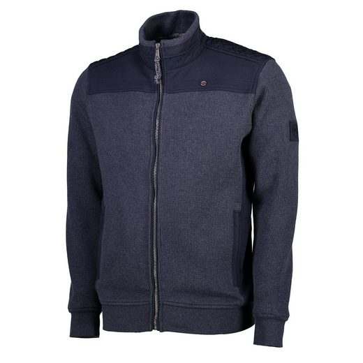 Lerros Sweat Jacket Look Maritime-in