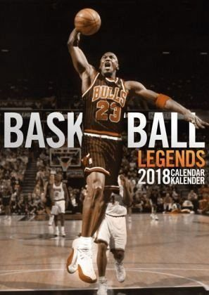 Kalender »Basketball Legends 2018«