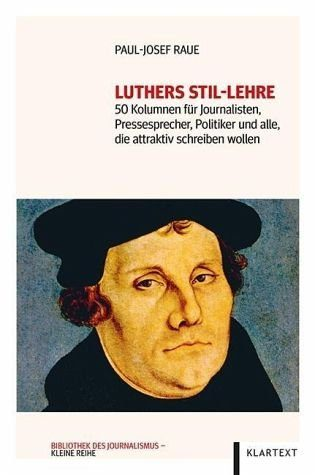 Broschiertes Buch »Luthers Stil-Lehre«
