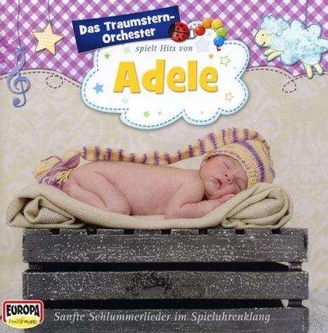 Audio CD »Traumstern-Orchester: Spielt Hits Von Adele«