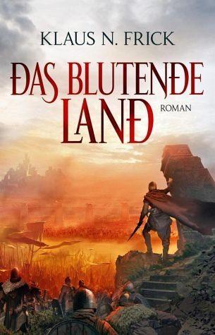 Broschiertes Buch »Das blutende Land«