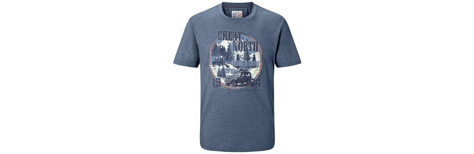 Jan Vanderstorm T-Shirt ALFRIED Niedrige Versandgebühr Online Neueste Zum Verkauf Spielraum Beste Preise Billiger Fabrikverkauf Suq5wTSIu