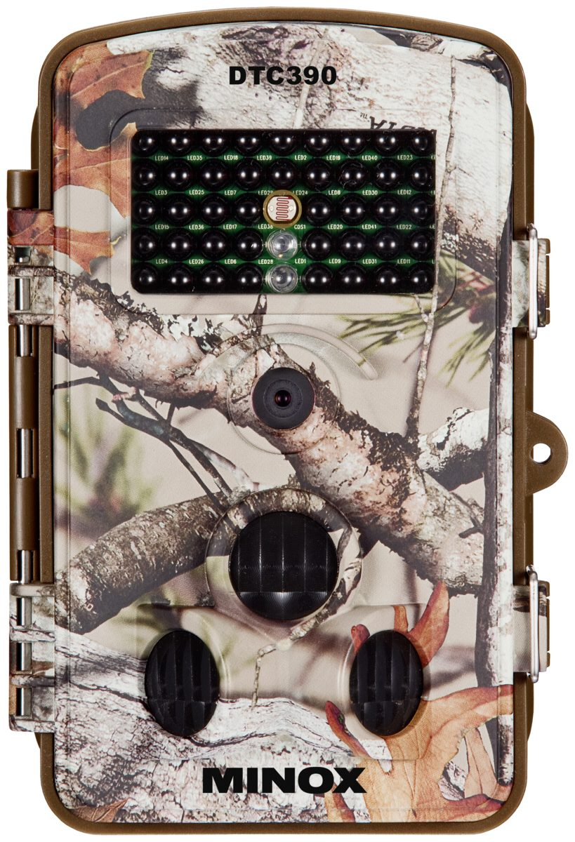 Minox Wildkamera »DTC 390 camo Überwachungskamera«