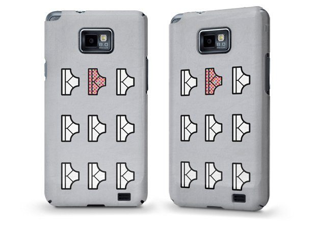 caseable Hülle / Case / Cover für Samsung Galaxy S2