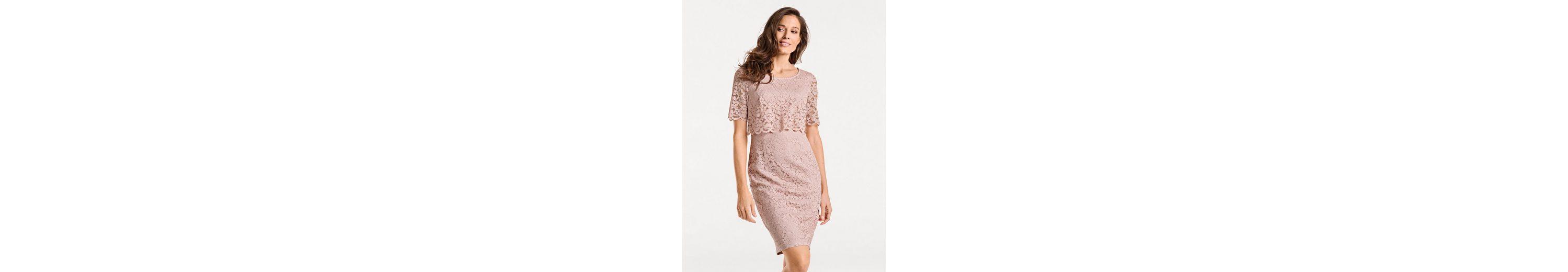 Verkauf Echten Verkauf Online-Shopping PATRIZIA DINI by Heine Kleid aus hochwertiger Spitze xNSAHMTDIu