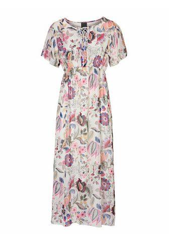 HEINE CASUAL ilga suknelė marginta gėlėmis