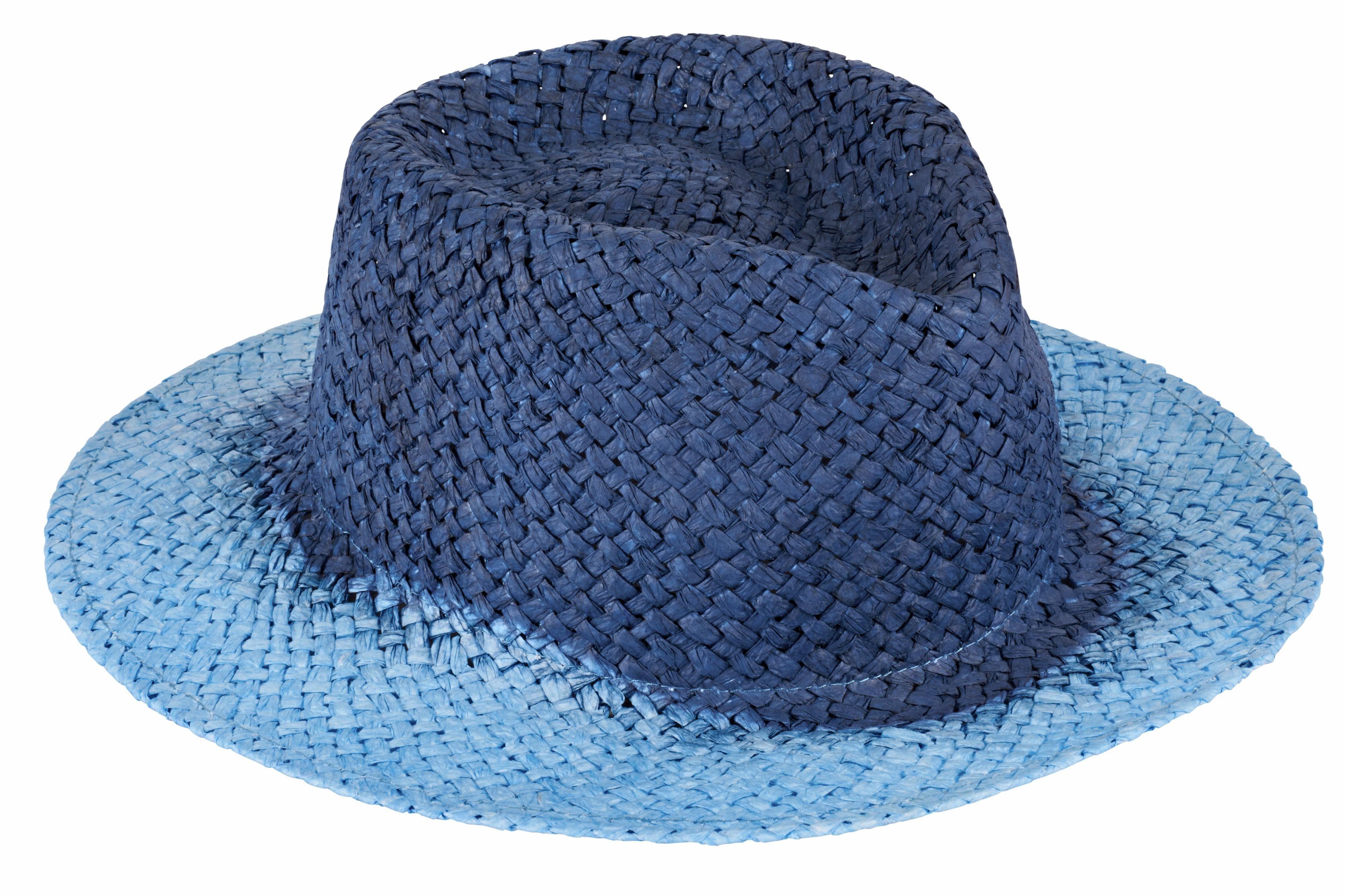 COLLEZIONE ALESSANDRO Hut mit Farbverlauf