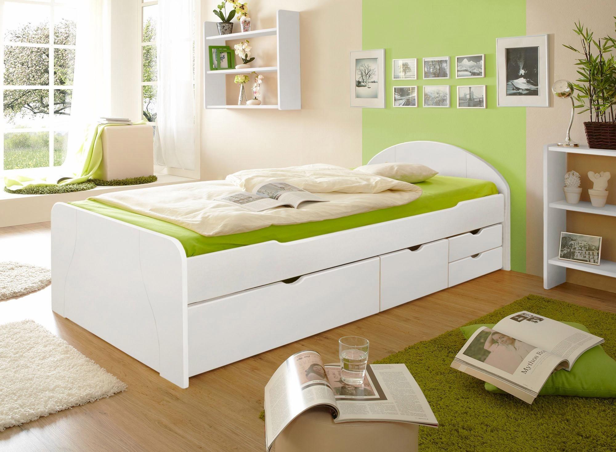 Kiefer Bett 90X200 Preisvergleich • Die besten Angebote online kaufen