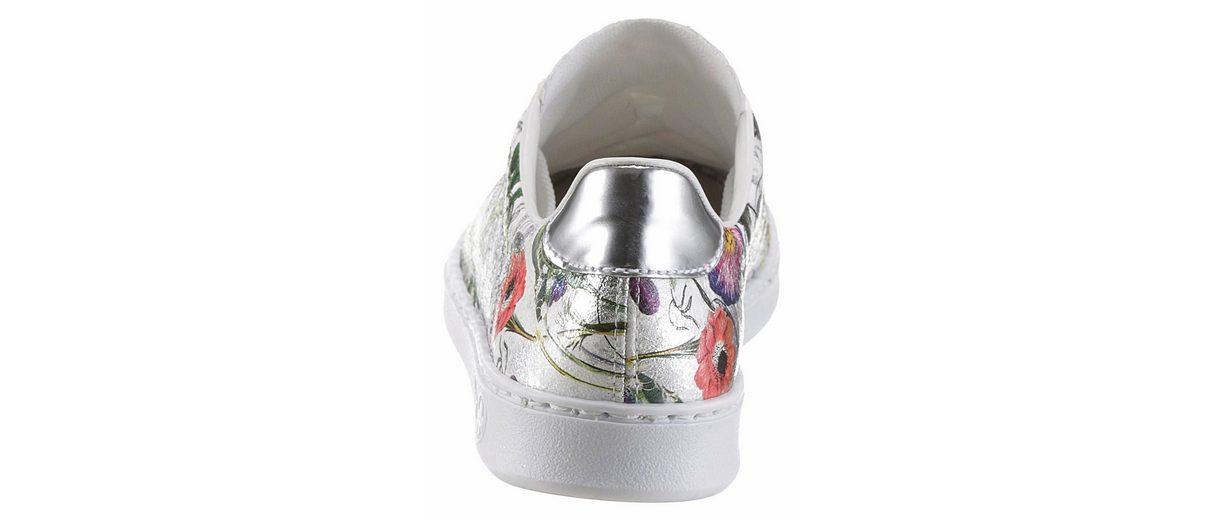 Rieker Sneaker, mit metallic Finish