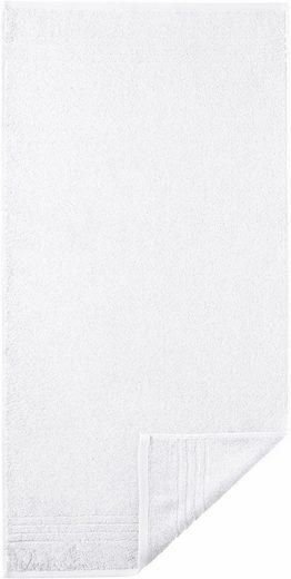 Egeria Handtuch »Madison« (2-St), mit Bordüre